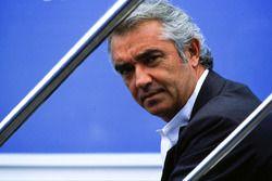 Глава команды Benetton Флавио Бриаторе