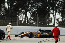 Dreher: Jolyon Palmer, Renault Sport F1 Team