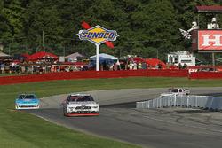Sieg für Sam Hornish Jr., Team Penske Ford