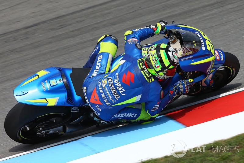 Andrea Iannone (Team Suzuki MotoGP)