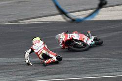 Crash, Maximilian Kofler, Motorsport Kofler E.U.