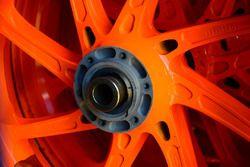 Repsol Honda Team wheel detail