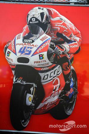 Scott Redding, Pramac Racing poster