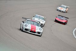#88 MP2A Porsche GT Cup, Carlos Crespo, Beto Monteiro, BRT, #9 MP1A Lamborghini Gallardo GT3, Guilhe
