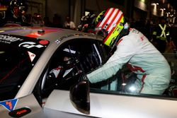#17 Audi Sport Team Phoenix, Audi R8 LMS GT4: Alexander Mies, Alex Yoong