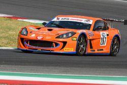 Ginetta G55-GT4 CS #207 Nova Race: Carboni-Marchetti