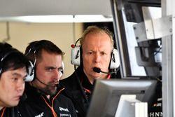 Технический директор Sahara Force India F1 Энди Грин