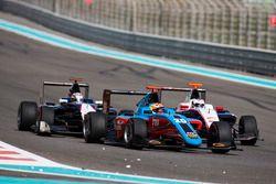 Arjun Maini, Jenzer Motorsport vor Konstantin Tereschenko, Campos Racing und Giuliano Alesi, Trident