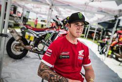 Рики Брабек, Monster Energy Honda