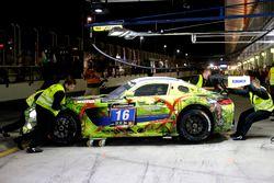 №16 SPS automotive performance Mercedes AMG GT3: Валентин Пирбург, Тим Мюллер, Лэнс Дэвид Арнольд, Т