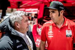 Jean-Marc Fortin et Nani Roma, Overdrive Racing