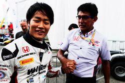 Polesitter Nobuharu Matsushita, ART Grand Prix