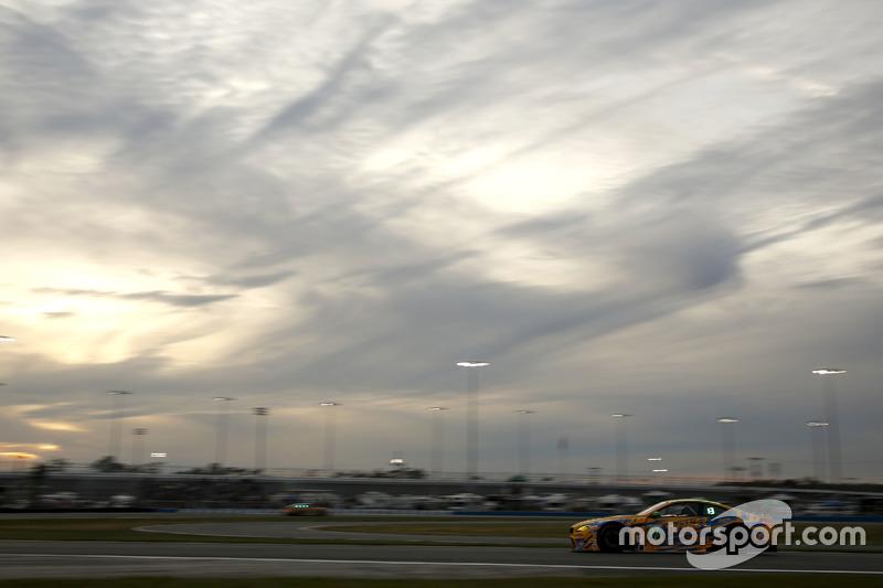 #97 Turner Motorsport BMW M6 GT3: Michael Marsal, Markus Palttala, Maxime Martin, Jesse Krohn