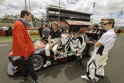 #36 Erebus Motorsport Mercedes SLS GT3: David Reynolds, Thomas Jäger, Nico Bastian