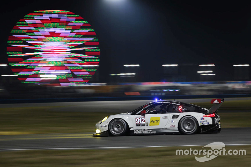 #912 Porsche Team North America (GTLM)