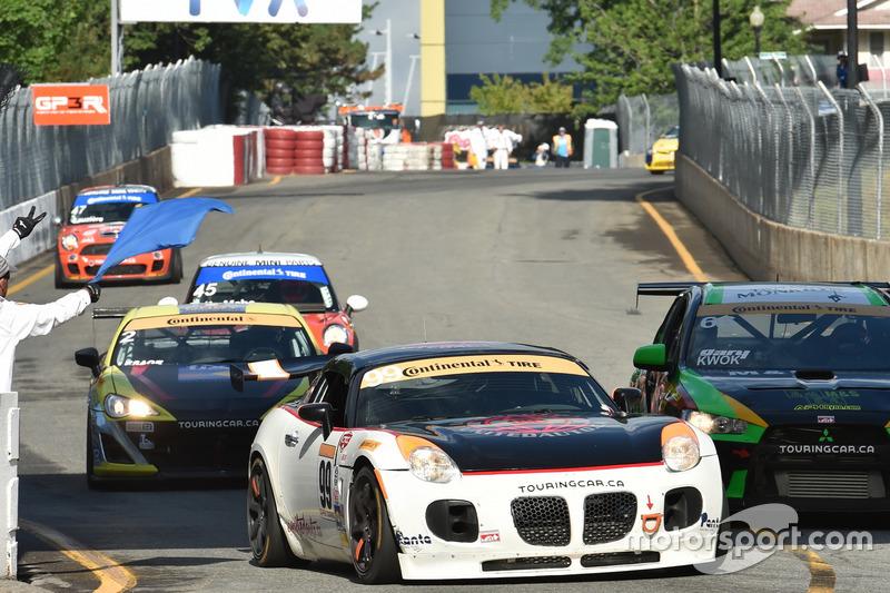 Chris Sahakian, United Auto Racing