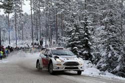 Massimilliano Rendina, Emanuele Inglesi, Ford Fiesta R5