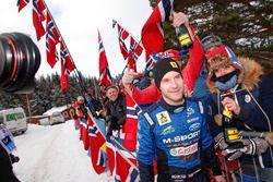 Mads Østberg, M-Sport Ford