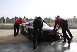 Audi RS 5 DTM auto de prueba