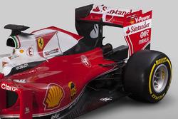 Машина команды Ferrari - SF16-H