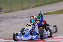 Oliver Denny wins in Micro ROK