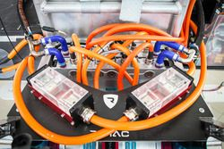Batterij van de 2015 Tajima Rimac E-Runner Concept_One