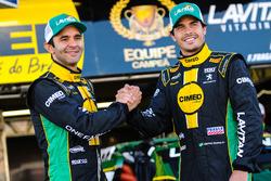 Antonio Pizzonia und Marcos Gomes