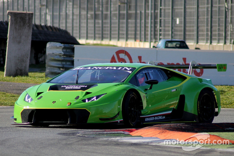 Michele Beretta, Grasser Racing