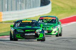 #73 Mazda MX-5: Daniel Moen