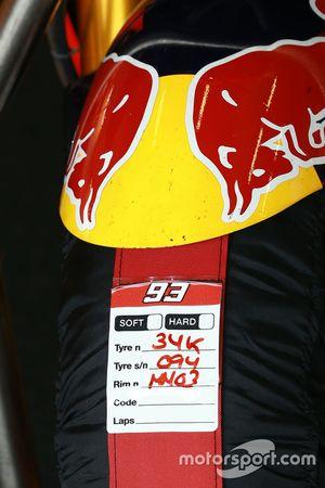 Marc Marquez, Repsol Honda Takımı, Michelin lastikleri