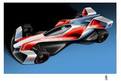 Mahindra Racing e Pininfarina, Formula E Concept