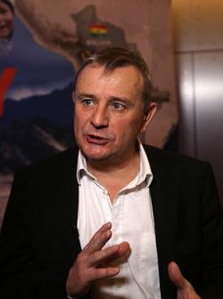 Étienne Lavigne, Director del Rally Dakar