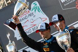#10 Wayne Taylor Racing Corvette DP: Ricky Taylor, Jordan Taylor race winners