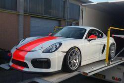 Dinamic Motorsport, Porsche Cayman GT4