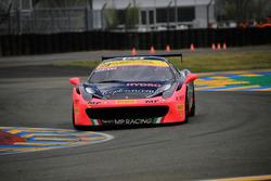 #173 Ineco - MP Racing Ferrari 458 Challenge Evo: Corinna Gostner