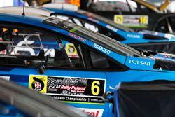 Detail, Eric Camilli, Nicolas Klinger, M-Sport Ford Fiesta WRC