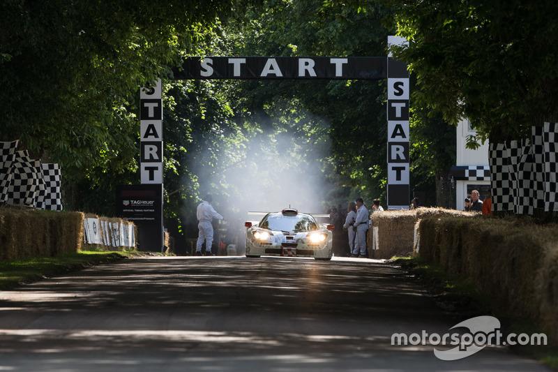 McLaren F1 GTR Long Tail - Steve Soper
