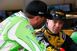 Matt Kenseth, Joe Gibbs Racing, Toyota; Kyle Busch, Joe Gibbs Racing, Toyota