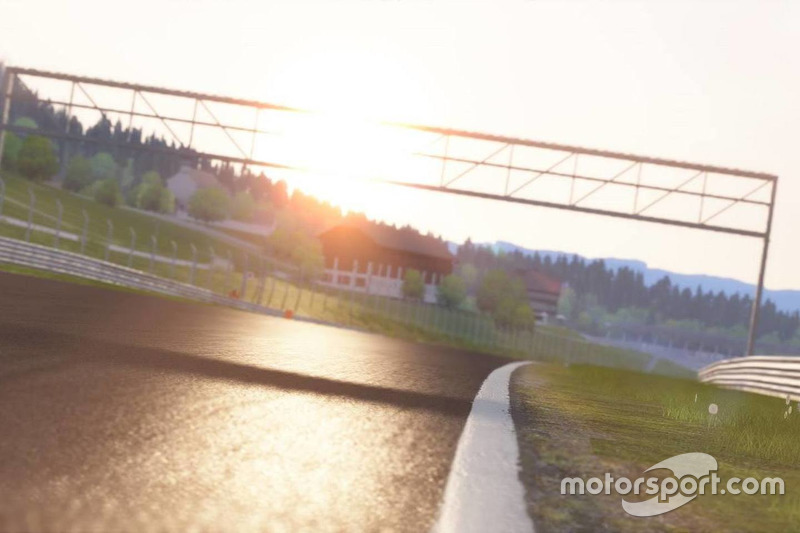Assetto Corsa, Red Bull Ring pisti