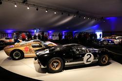 Three Ford GT 40 1966 winners