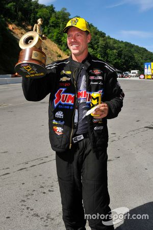 Pro Stock winner Jason Line