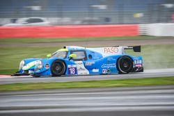 #18 M.Racing - YMR Ligier JSP3 - Nissan : Thomas Laurent, Yann Ehrlacher, Alexandre Cougnaud