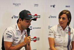 Felipe Massa, Williams, se retira de la F1, Claire Williams, Williams