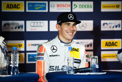 Press Conference: Robert Wickens, Mercedes-AMG Team HWA, Mercedes-AMG C63 DTM