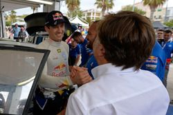 Sébastien Ogier, Volkswagen Motorsport, Jost Capito, Volkswagen Motorsport Director