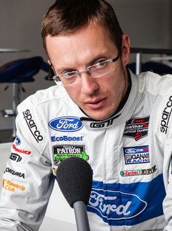 #68 Ford Chip Ganassi Racing Ford GT: Sébastien Bourdais interviewed for Motorsport.com