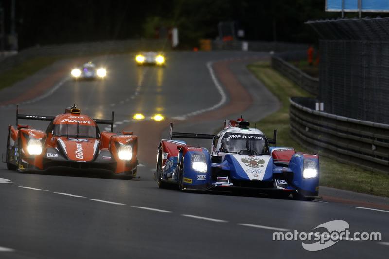 55: #27 SMP Racing BR01 Nissan: Nicolas Minassian, Maurizio Mediani, Mikhail Aleshin