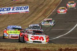 Mariano Werner, Werner Competicion Ford, Jonatan Castellano, Castellano Power Team Dodge, Norberto F