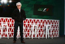 Bernie Ecclestone, annuncia un accordo di sponsorizzazione della F1 con Heineken