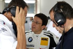 #19 Schubert Motorsport, BMW M6 GT3: Claudia Hürtgen